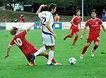 """Papildināts! """"Dynamo"""" mācībstunda Latvijas čempioniem"""