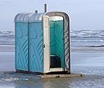 Tualete pat jūrā