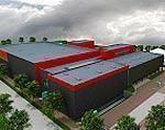 """Olimpisko centru būvēs uzņēmums """"UPB"""""""