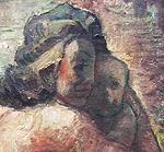 Jaunas liecības par gleznotāju Hariju Ēberšteinu Liepājas muzejā