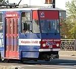Izstrādā tehniski ekonomisko pamatojumu jaunai tramvaja līnijai
