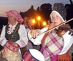 """Folkloras kopa """"Atštaukas"""" pārstāv Latviju starptautiskā folkloras festivālā"""