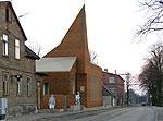 No Mormoņu baznīcas pazūd vides reklāma