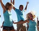"Laimē ielūgumu uz ""Tele2 Baltic Beach Party""!"