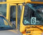 Sāk procesu par autobusa izraisīto avāriju