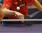 Liepājas Olimpiskajā centrā trenēsies galda tenisisti no Vācijas