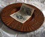 Koka šķīvis atklāj pagātnes traģēdiju