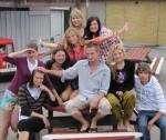 Liepājas jaunieši atgriežas no Dānijas ar pozitīvām vibrācijām
