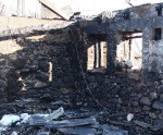 Durbes novada pašvaldība gatava palīdzēt sadegušo mājlopu saimniekiem