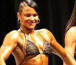 """Kristīne Alksne teicami debitē bodībildinga un fitnesa turnīrā """"NABBA Mr.Universe"""""""