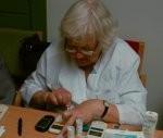 Diabēta biedrība uz laiku pārtrauc konsultāciju un analīžu veikšanu