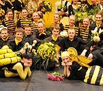 "Aicina uz Tautas deju festivālu ""Aprīļa pilieni 2012"""