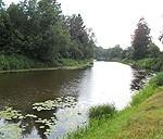"""Vairums Liepājas puses upju atzītas par """"vāji piesārņotām"""""""