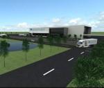 """""""Scan-Plast Latvia"""" gatavojas būvēt daudzfunkcionālu ēku un noliktavu Brīvības ielā"""