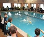 """Bērnu un jaunatnes centrā atklās """"Mini baseinu"""""""