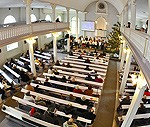 Šonedēļ notiks Pāvila draudzes jaunbūves atklāšana