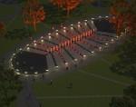 Pieteikušies būvēt skvēru un laukumu