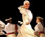 """Aicina uz tautas deju festivālu """"Sadancojam Liepājā 2013"""""""