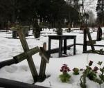 Paplašinās Garnizona kapsētu