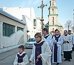 """Notiks ekumeniskais gājiens """"Krusta ceļš"""""""
