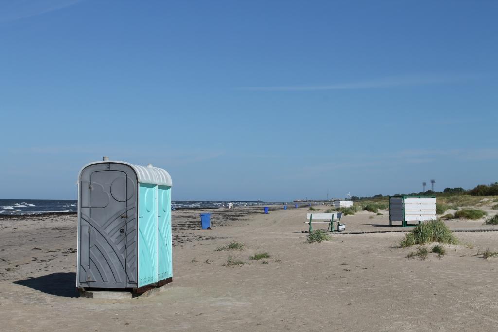 Aicina piedalīties aptaujā par Liepājas pludmales labiekārtojumu