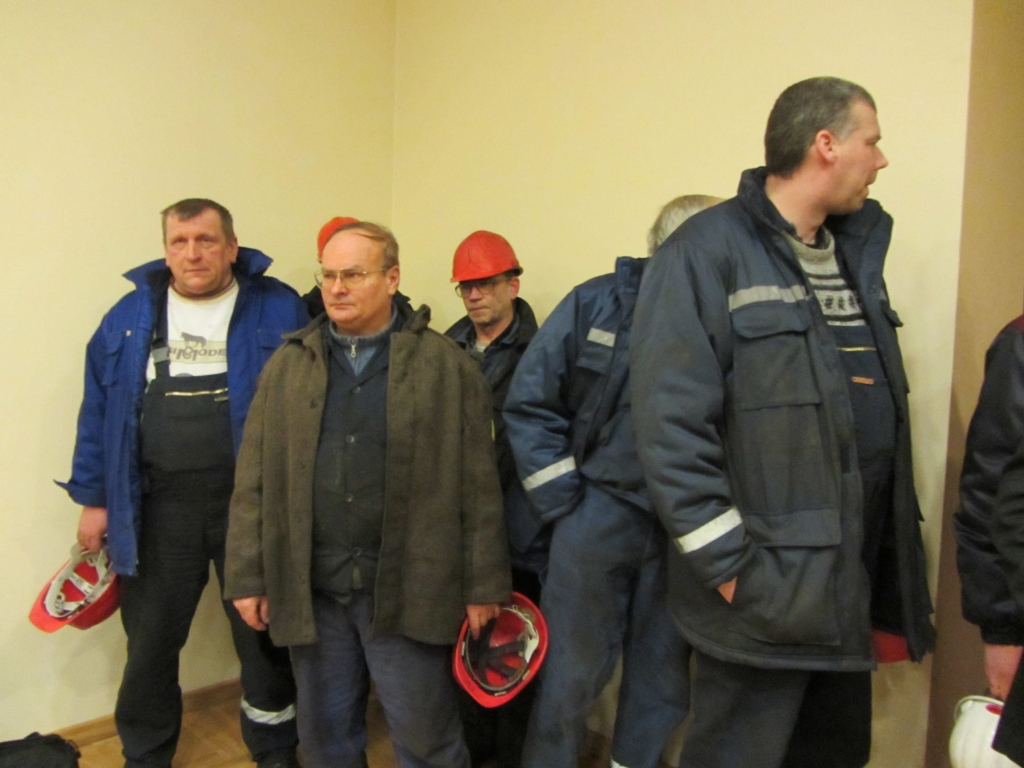 """Viņķele aicina uzņēmuma """"Liepājas metalurgs"""" darbiniekus nepieļaut manipulācijas"""