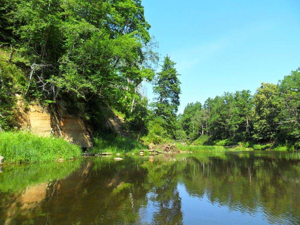 Arī pie Kurzemes upēm sakārtos infrastruktūru