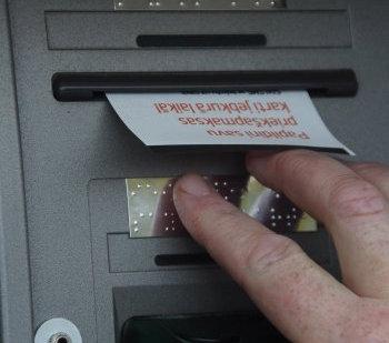 Novados bankomāti nepazudīs