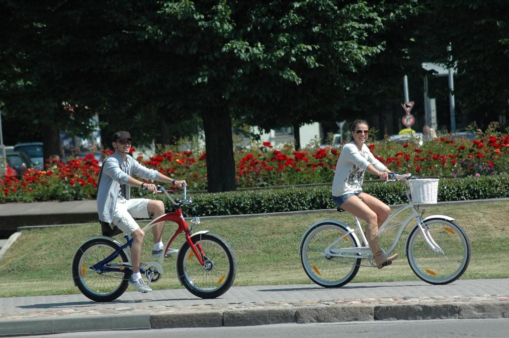 """""""LMT Summer Sound"""" festivāls būs īpaši draudzīgs velosipēdistiem"""