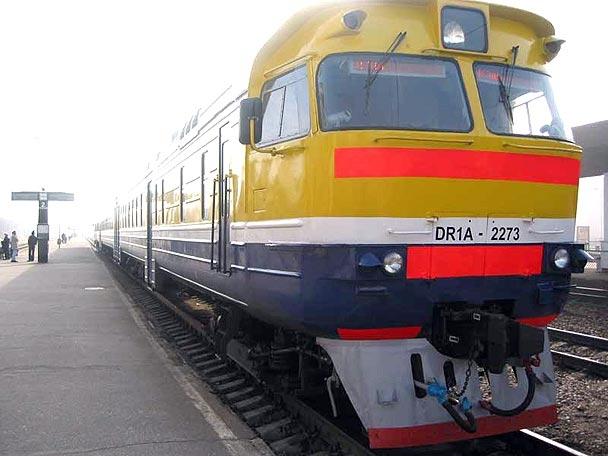 Atceļ vairākus vilciena reisus