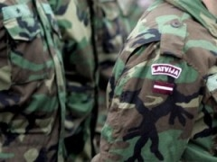 Zemessardzes 44.kājnieku bataljonā notiks komandiera maiņas ceremonija
