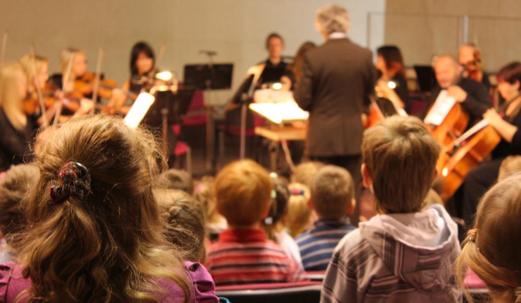 Simfoniskais orķestris aicina uz koncertiem bērnus un jauniešus