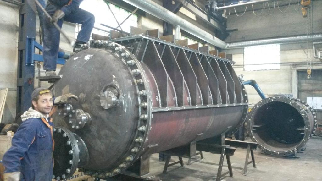 """LSEZ SIA """"RT metālam"""" ievērojami pieauguši ražošanas apjomi"""