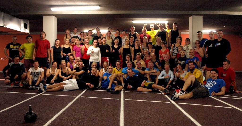 """""""CrossFit"""" kustība vēršas plašumā"""