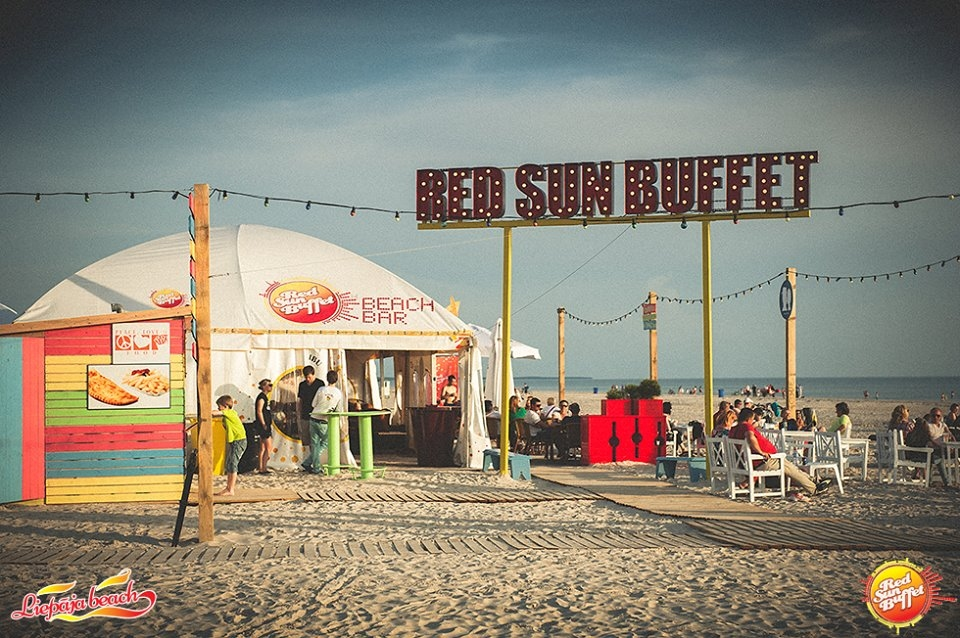 Šonedēļ bufete atklās piekto vasaras sezonu pludmalē