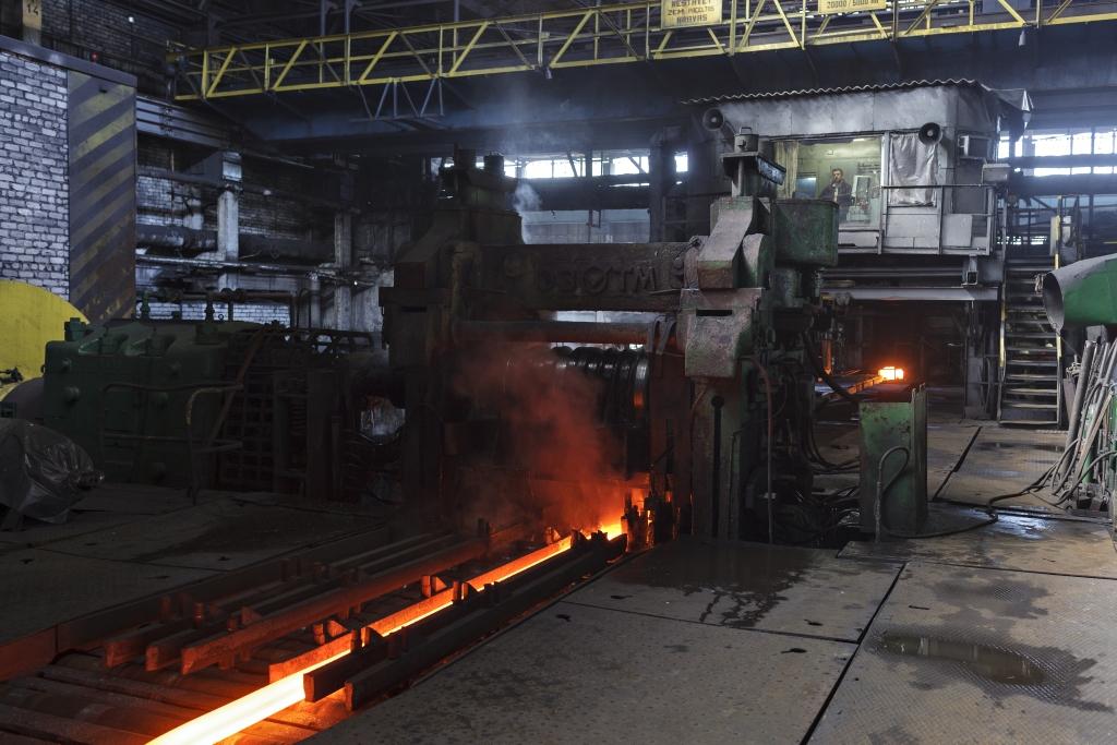 """Nozīmīgākās """"Liepājas metalurga"""" ražošanas iekārtas saglabātas labā darba kārtībā"""