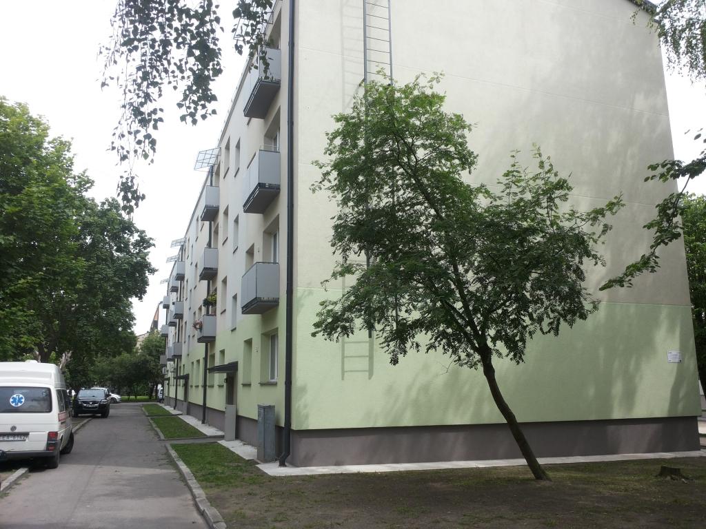 Daudzdzīvokļu ēka Vītolu ielā 6/10 – energoefektīvākā daudzdzīvokļu ēka Latvijā