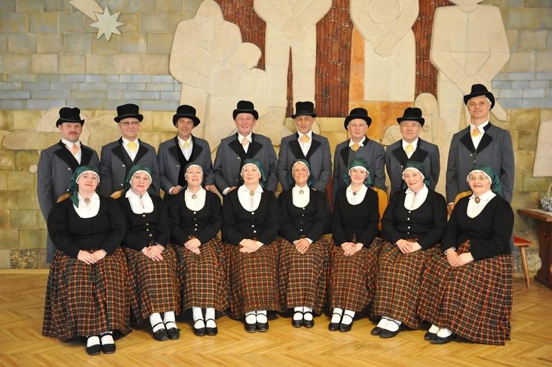 """""""Sidrabvilnis"""" piedalīsies folkloras festivālā Ungārijā"""