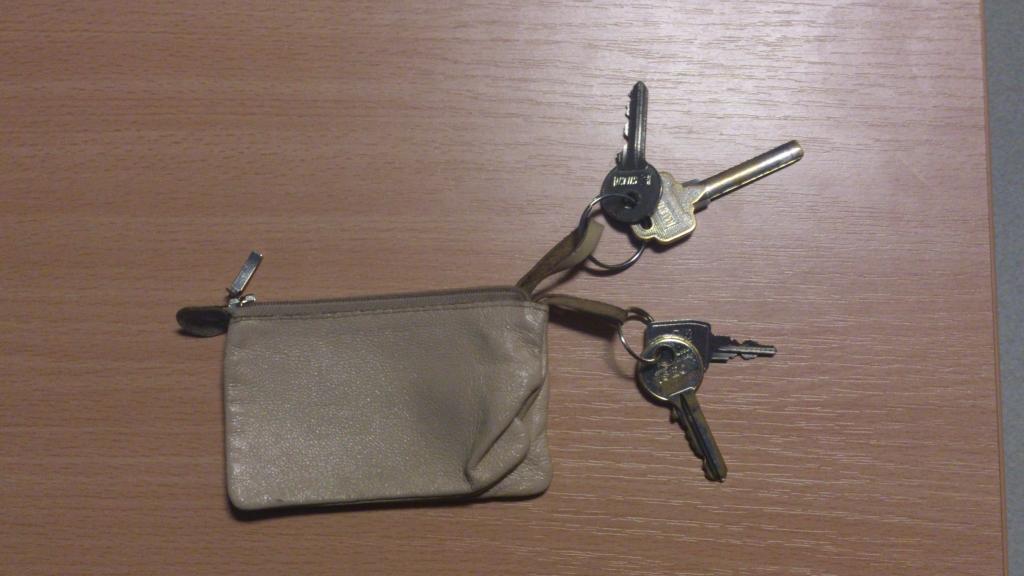 Policija aicina atsaukties atslēgu īpašnieku