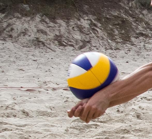 Atklātā pludmales volejbola čempionāta rezultāti