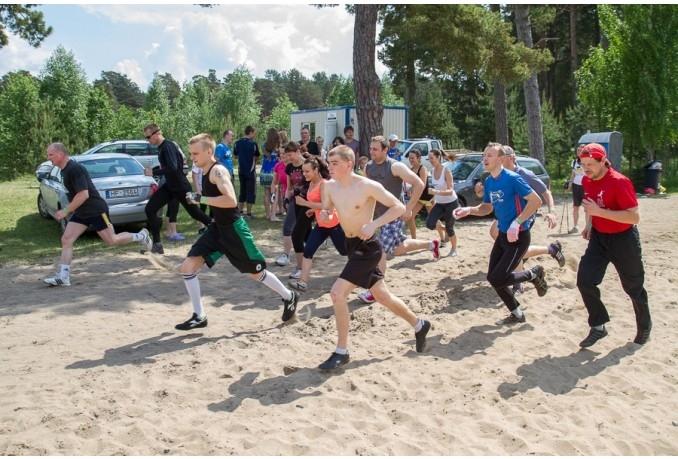 """""""Beberliņos"""" norisināsies veiklības skrējiens """"Karostas Mezgls 2014"""""""