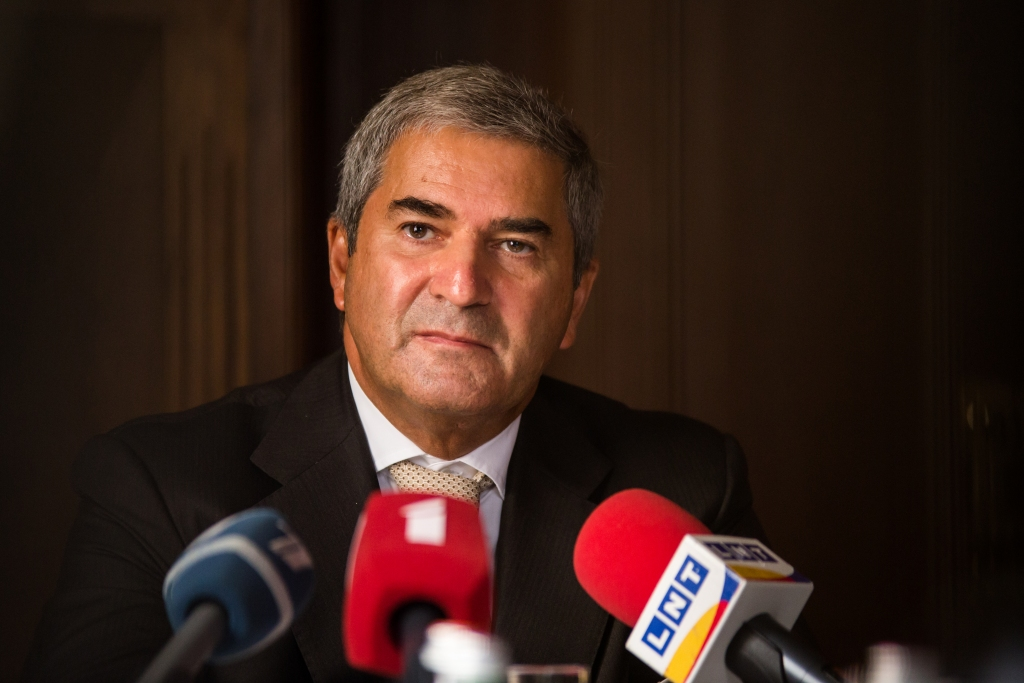 """Papildināts – Šamiss par """"Liepājas metalurgu"""" piedāvāja samaksāt 120 miljonus eiro"""