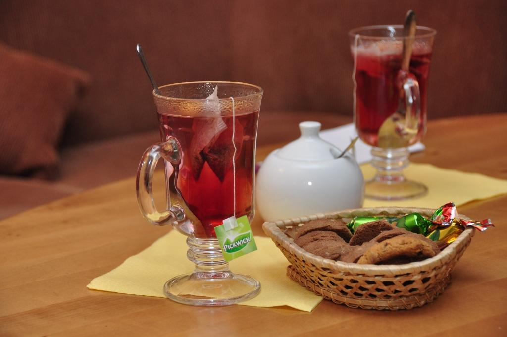 Sarkanais Krusts aicina pensionārus un tējas pēcpusdienu
