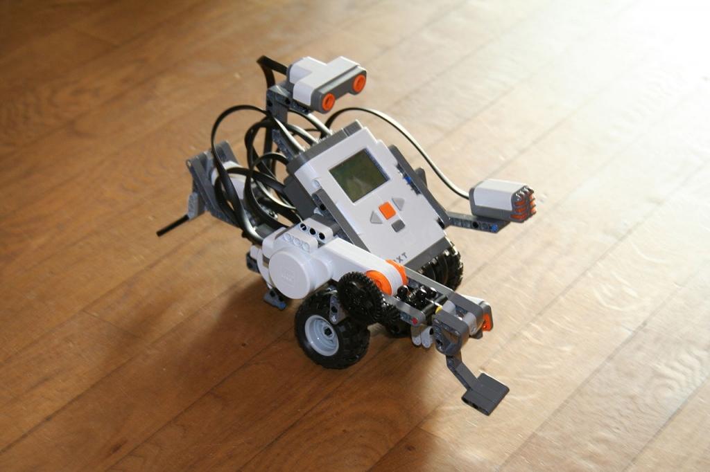 Robotika sākumskolā