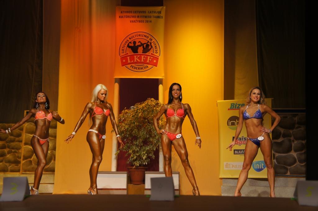 """""""Lāčplēsis"""" sieviešu komanda gūst panākumus Baltijas čempionātā fitnesā"""