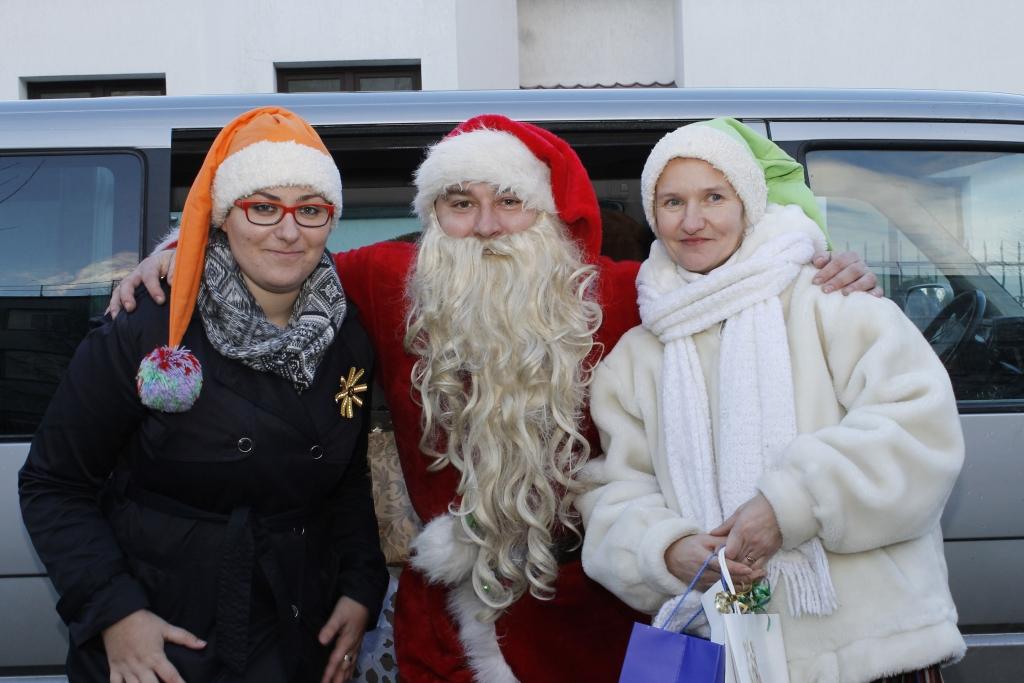 Nedēļas nogalē Ziemassvētku vecītis aicina uz Ziemupi