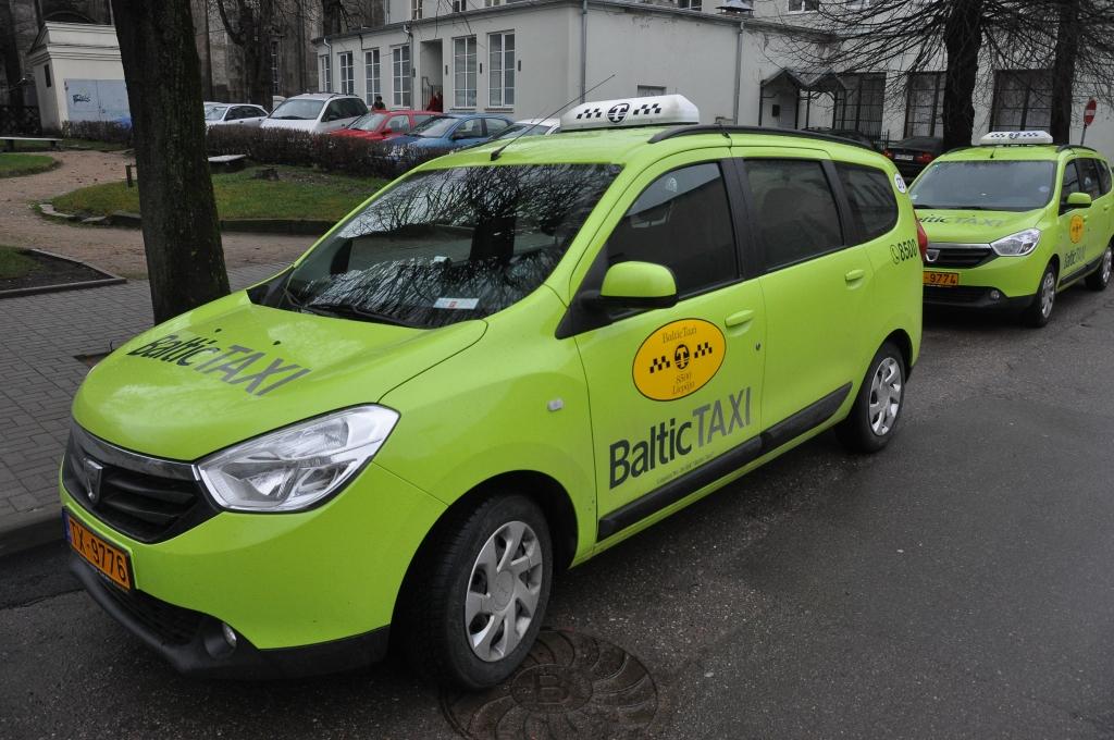 """Ierosina """"Baltic Taxi"""" tiesiskās aizsardzības procesa lietu"""