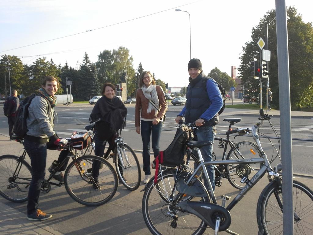 Notiks ziemas velosipēdistu skaitīšana