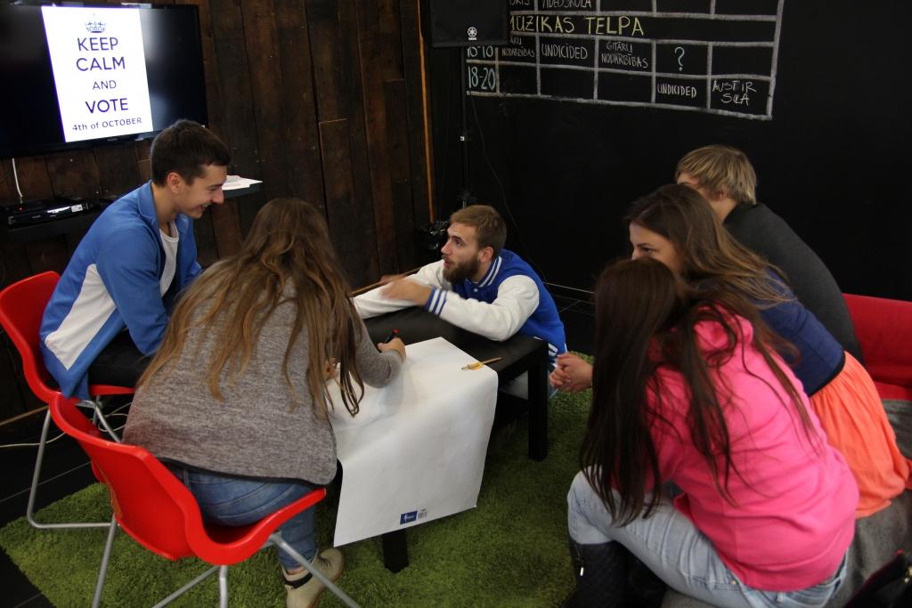 """Jauniešu mājā notiks starptautisks jauniešu apmaiņas projekts """"E-POSS"""""""