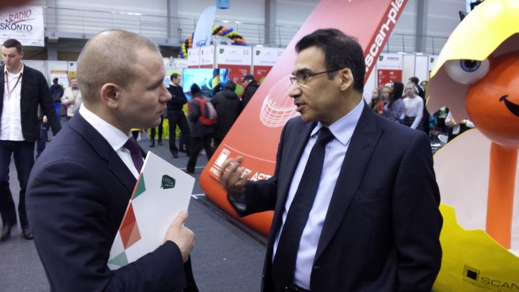 Arābu valstis meklē sadarbību arī Liepājā